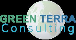 logo green terra consulting